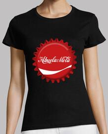 La Abuela Mola (Logo CocaCola) Chapa