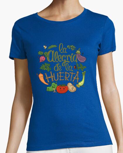 Camiseta La alegría de la huerta