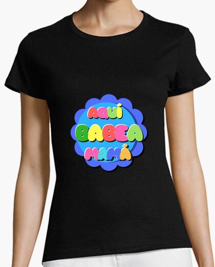 Camiseta La baba de mamá