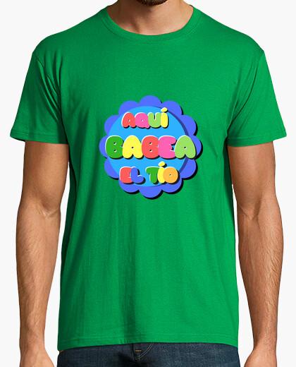 Camiseta La baba del tío