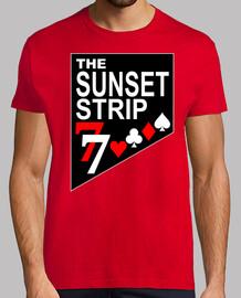 la bande de coucher de soleil 77