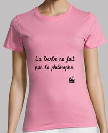 la barba no hace al filósofo