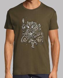 La bestia Dark disney  verde
