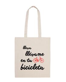 La bicicleta - Llévame en tu bicicleta