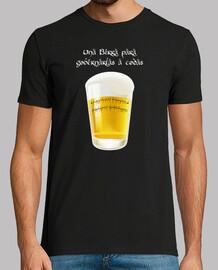 la bière seule