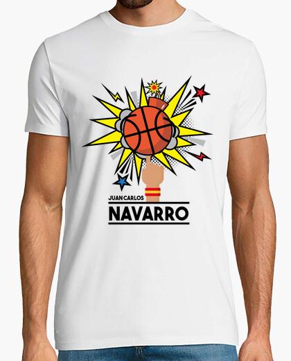 Camiseta La Bomba Navarro