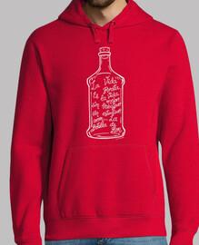 La Botella de Ron.(blanco)