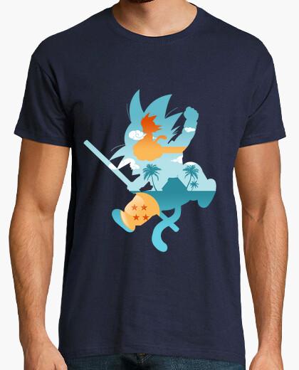 Camiseta la búsqueda