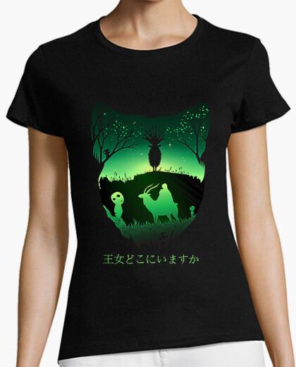Camiseta la búsqueda de mi princesa