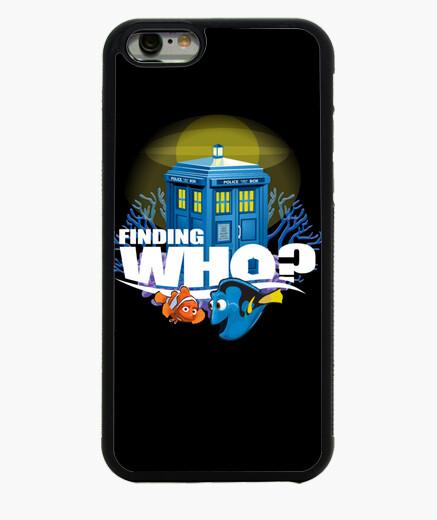 Funda iPhone 6 / 6S la búsqueda de quién?