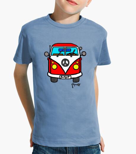 Vêtements enfant la camionnette hippie
