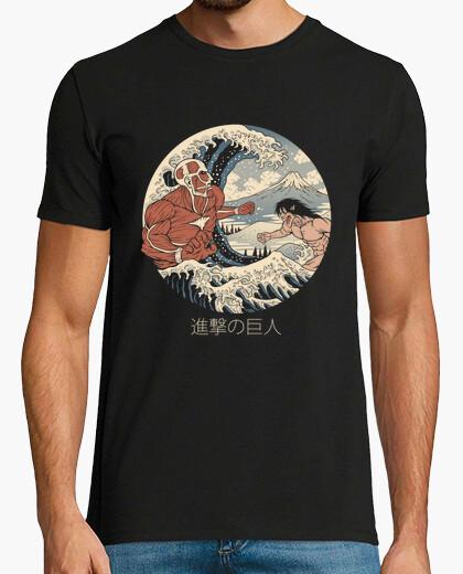 Camiseta la camisa de los grandes titanes para hombre