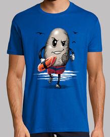 la camisa del salvavidas de la roca para hombre