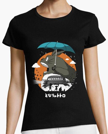 Camiseta la camisa del viaje de los vecinos para mujer