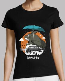 la camisa del viaje de los vecinos para mujer