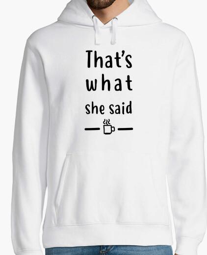 Jersey la camiseta de la oficina - eso es lo q