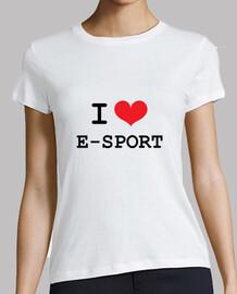 la camiseta de los deportes electrónicos - juegos - videojuegos