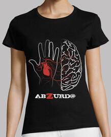 La camiseta de los zurd@s absurd@s