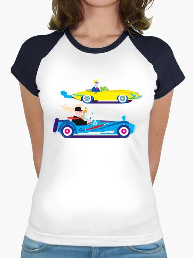 Camiseta la carrera de coches