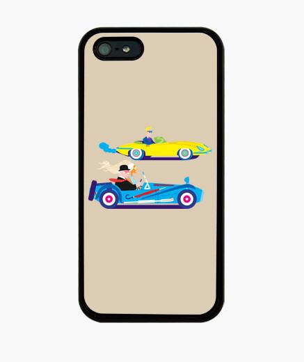 Funda iPhone la carrera de coches