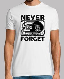la cassette n'oublie jamais