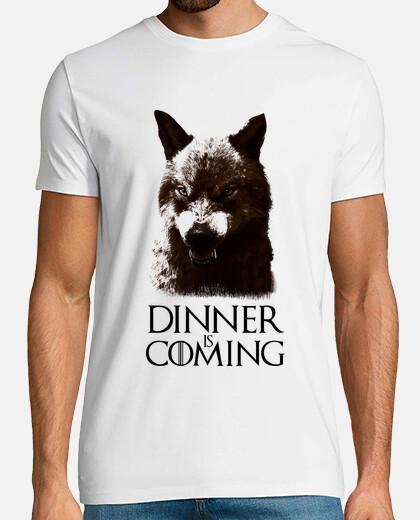la cena è qui