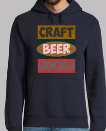 la cerveza artesanal apesta