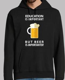 la cerveza es importante
