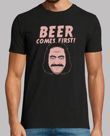 la cerveza es lo primero