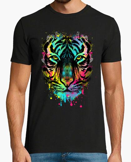 Tee-shirt la chasse aux couleurs