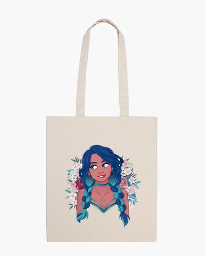 Bolsa La chica de las flores