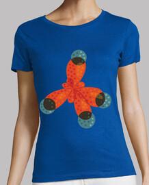 la chimie de molécule de méthane d'amour d'orange