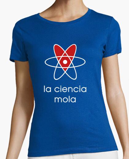 Camiseta La Ciencia mola