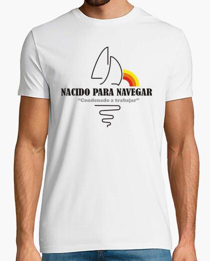 Camiseta La condena del Marinero