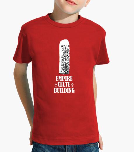 Ropa infantil la construcción del imperio celtic