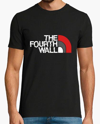 Camiseta la cuarta pared