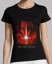 la dernière chemise d'avatar femme