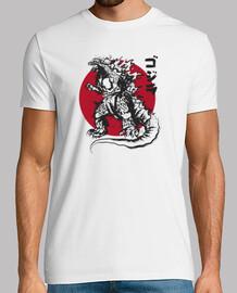 la dernière kaiju
