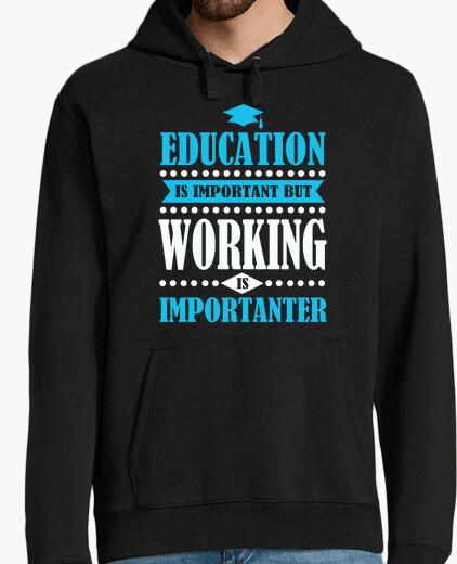 Jersey la educación es importante pero funcion