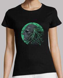 la entidad y su creador camisa mujer