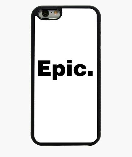 Funda iPhone 6 / 6S la épica camiseta
