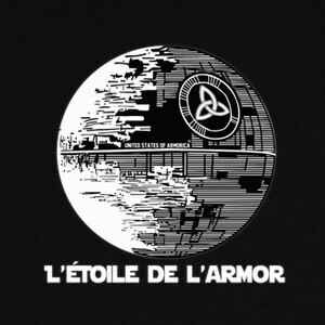 la estrella de la armadura T-shirts