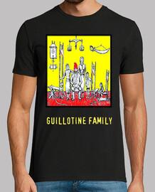 La familia Guillotina imparte justicia