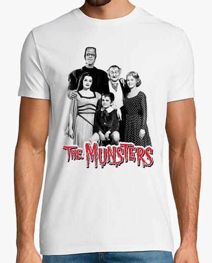 Camiseta La Familia Monster