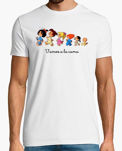 Camiseta La Familia Telerín - Vamos a la Cama