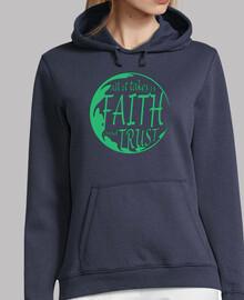 la fe y la confianza