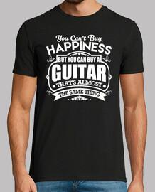 la felicità può comprare una chitarra