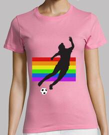 la fierté de football
