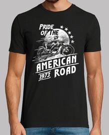 La fierté du Ameri can route 1973
