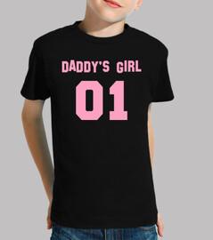 La fille de papa